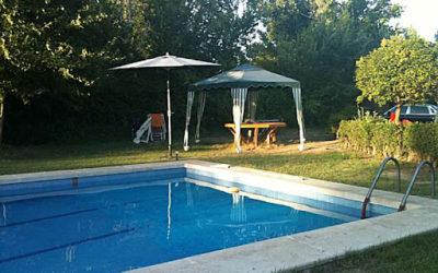 Venta de casa en la Urb. Miraltajo, con piscina a  8 KM. de Aranjuez.