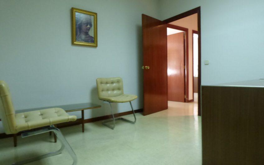 Oficina comercial en 4 planta exterior, diáfana, muy cerca de la Glorieta de Quevedo – 5657