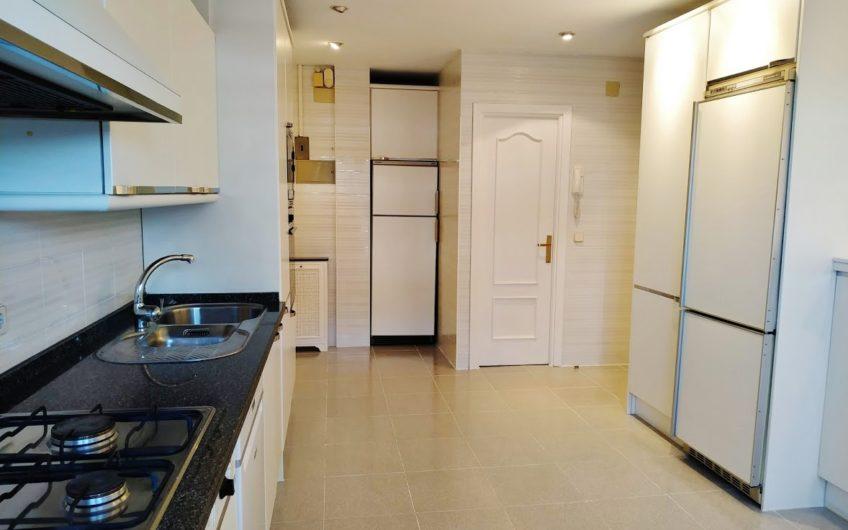 Alquiler 3 dormitorios calle Orense