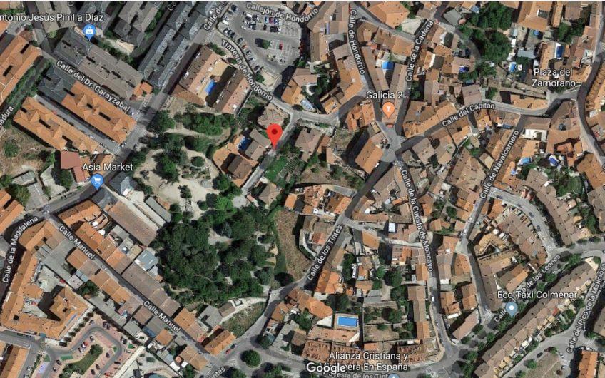 Parcela Urbana en el centro de Colmenar Viejo