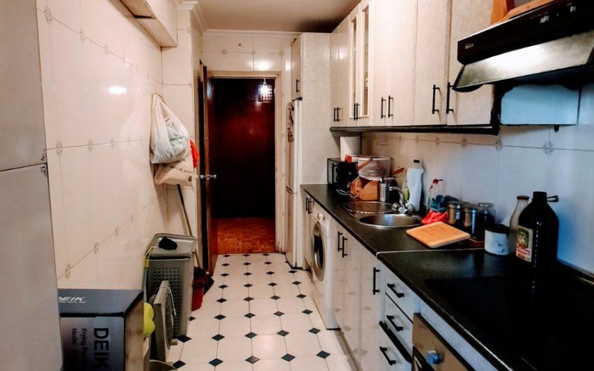 Casa grande con terrazón, trastero y aparcamiento