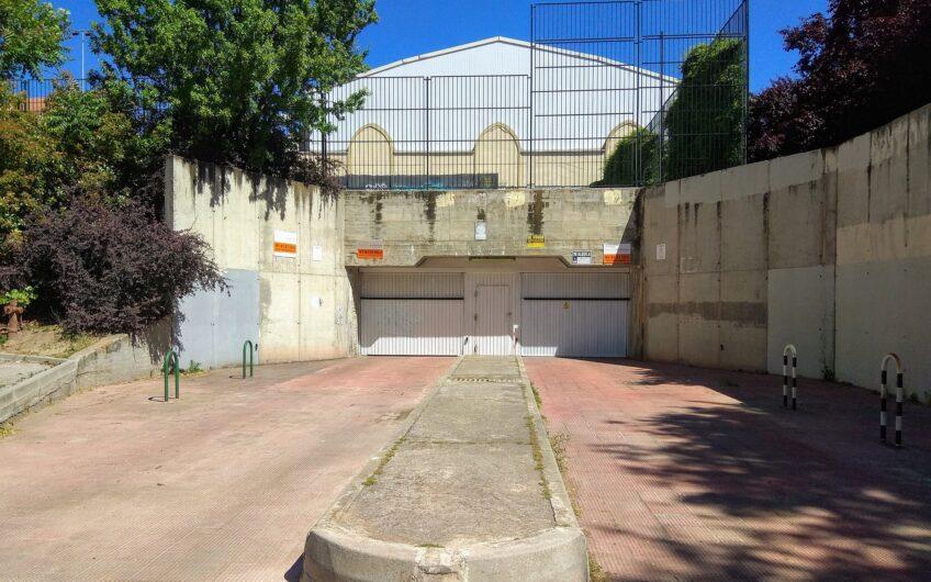 VENTA PLAZAS DE GARAJE CHAMARTIN – MARCENADO 48